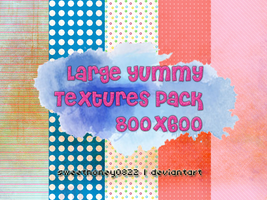 Yummy Texture Pack by sweethoney0822