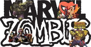 Marvel Zombie Icons by Philosoraptus