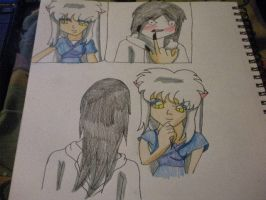 The Blue Rose and The Killer pt.79 by BlueRosePetalsQueen