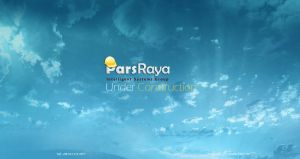 ParsRaya coming soon page by xeitoon