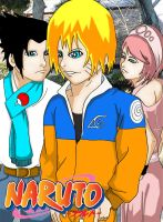 naruto by redcolour