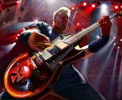 James Hetfield2 by geum-ja1971