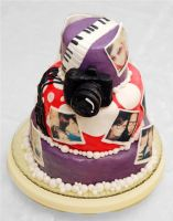 21st photography cake by LamieG