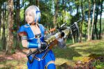 Monster Hunter Frontier - Azul Gunner 4 by Ashed-Dreams