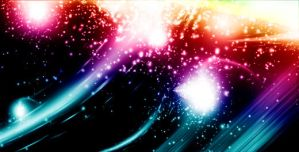 Sparkle  Light Photoshop Brush by galaxark