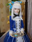 Machinery doll Caren by tukaram