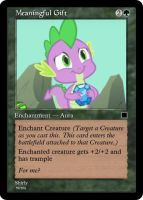 MLP-MTG: Meaningful gift by Shirlendra