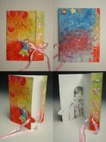 more of changmin's card by tenshi-no-pocky