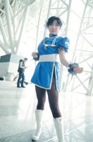 Street Fighter  Chun-Li by sanmesongs