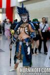 Guild Wars 2 Tribal Armor by Silantre