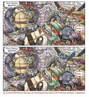 Teenage Mutant Ninja Turtles Sequential Teaser by EnricoManiago