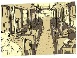 daily bus by isca