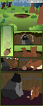 MLA OS chap 1 page 4 Living Darkness by Gamerpen