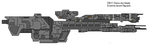 UNSC Charon Class by AnowiShipyards