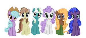 MLP - Recolour adopts C: - Open by cheesepuff2