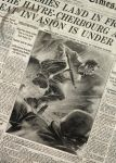 Bucky News Clipping by ronsalas