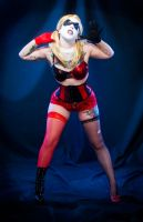 PVC Harley 2 by Mistress-Zelda