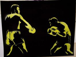 Ali vs Floyd Patterson by B4Real