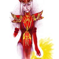 High Inquisitor Whitemane by sa55y