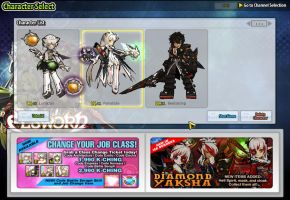 Elsword Character- UPDATE by Pana-sule