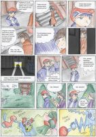 Pokemon Platinum Nuzlocke 94 by CandySkitty