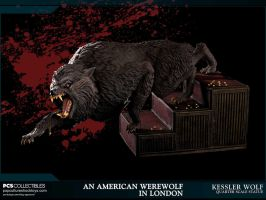 American Werewolf in London by FritoFrito