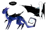 Cosmos cyclot ADOPT [CLOSED] by SilverLoon