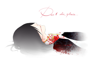Byakuya don't die by Kota-san