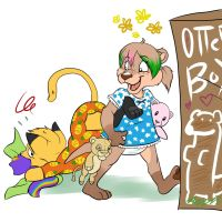 The Otterbox by Sanchi-Sunpelt