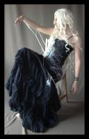 Caught in a web 14 by Lisajen-stock