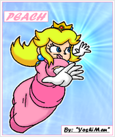 Peach by YoshiMan1118