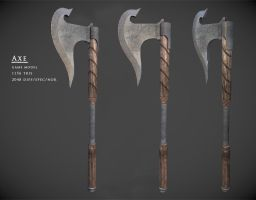 Axe by kenetand2