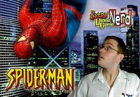 AVGN Spider-Man Title Redux by x-Destinys-Force-x
