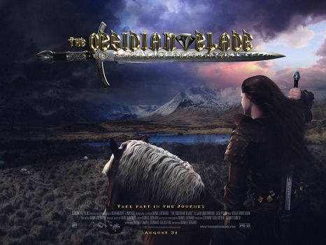 The Obsidian Blade 2 by neverdying