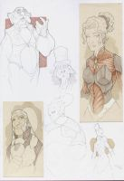 Sketches-Nobles by DenisM79