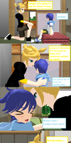 MMD I'll help you Part two by Xapyourdead