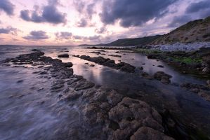 Osmington Ledges by JakeSpain