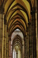 Koln Cathedral by UNoWhoOwnsArt