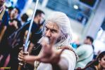 Geralt of Rivia by MaicouManiezzo