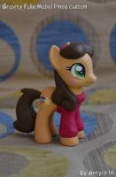 GRAVITY FALLS Mabel Pines pony custom by Antych