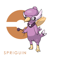 Contest entry: Spriguin by Strontium-Chloride