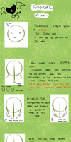 How To Draw - Face [Tutorial] by popolis