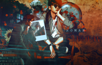 Roman Holiday - Chanyeol by ghostmigraine