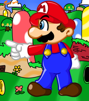 Mario by PoisonLuigi