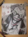 Laugh Riot (The Joker) by partyboy3543