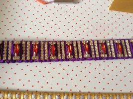 BLING BROWBAND FOR SALE by whenwolveshowl
