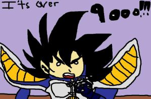 ITS OVER 9000 by Sergeplex