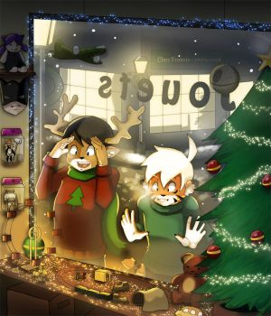 Christmas wishes by AngsTheWicked