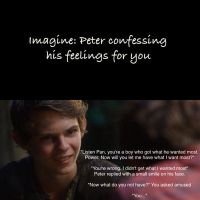 Peter Pan imagine #19 by Peter-Pans-Lost-Girl