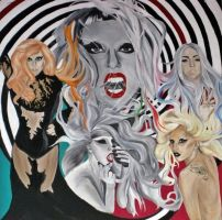 Lady Gaga- Born This Way Era by avneetviera
